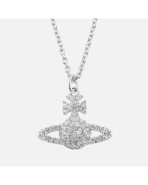 Vivienne Westwood - Metallic Jewellery Women's Grace Bas Relief Pendant - Lyst