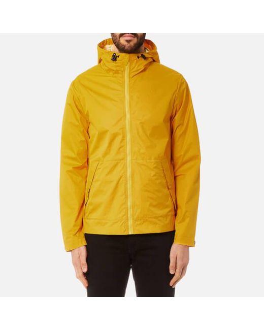 Hunter - Yellow Men's Original 2 Layer Lightweight Blouson Jacket for Men - Lyst