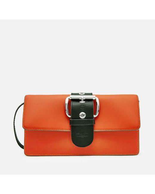 451a2ad99a0a4 Vivienne Westwood - Orange Women s Alex Clutch Bag - Lyst ...