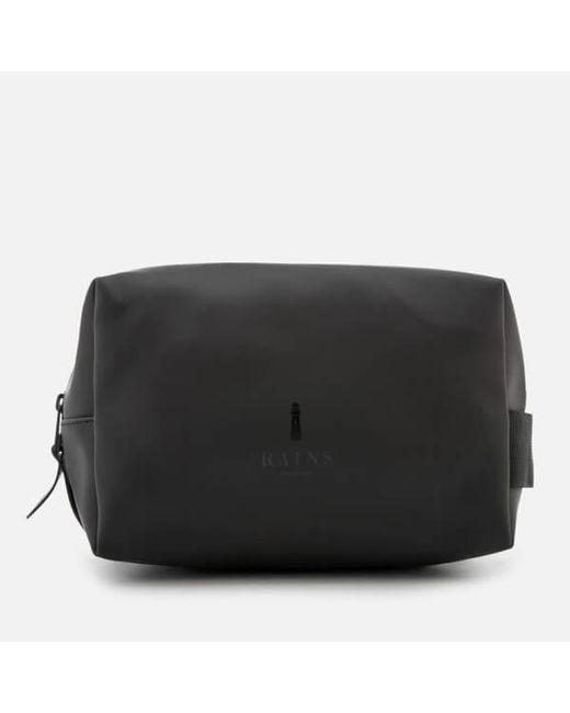 Rains - Black Small Wash Bag - Lyst
