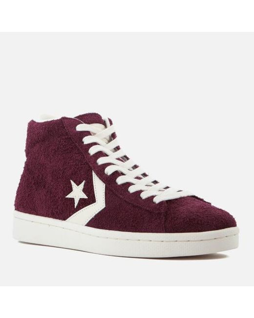 ... Converse - Multicolor Men s Pro Leather 76 Mid Trainers for Men ... 2e2a8c1cc
