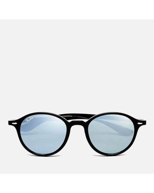 Ray-Ban - Black Rayban Round Classic Sunglasses 49mm - Lyst