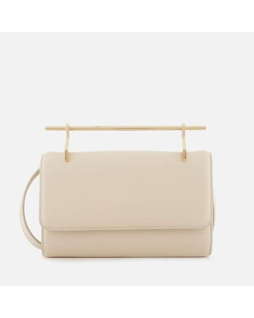M2malletier - White Women's Fabricca Single Hardware Small Cross Body Bag - Lyst