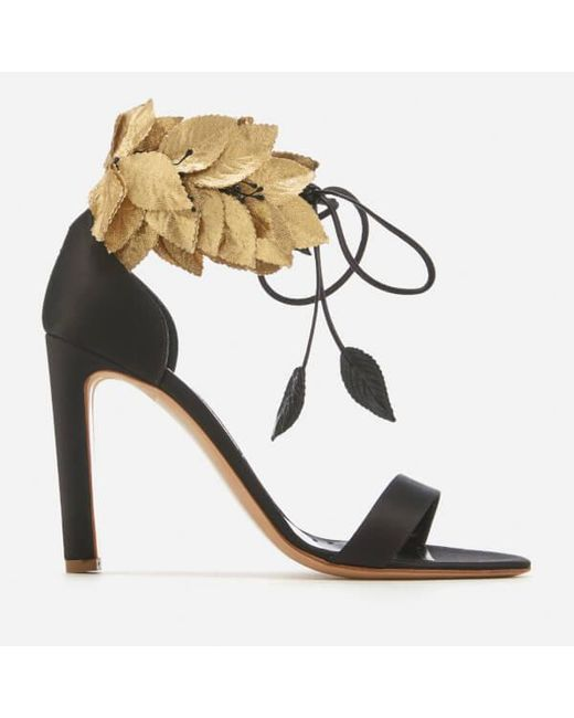Rupert Sanderson leafy ankle strap sandals outlet wide range of free shipping excellent supply cheap online get authentic sale online with paypal free shipping Re6T1xbbT