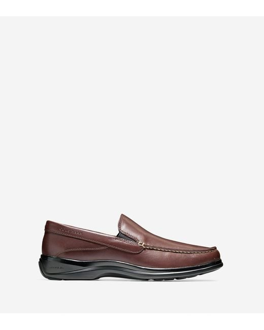 Cole Haan - Multicolor Santa Barbara Twin Gore Loafer for Men - Lyst