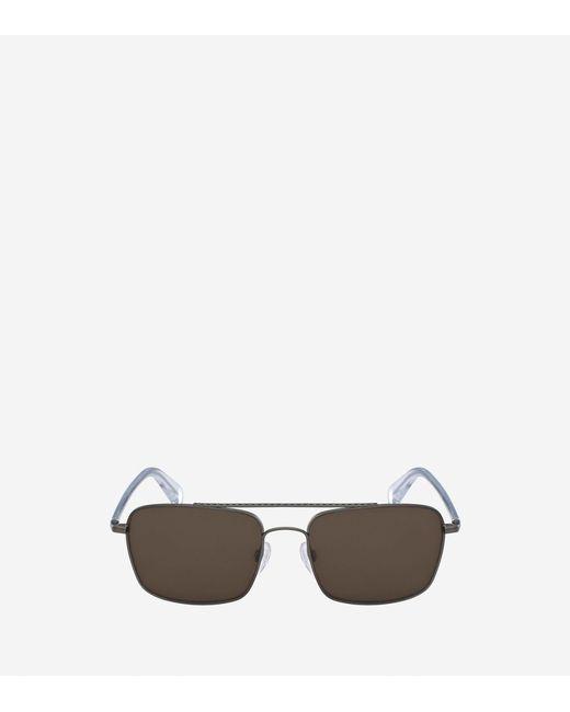 Cole Haan | Multicolor Metal Acetate Navigator Sunglasses for Men | Lyst