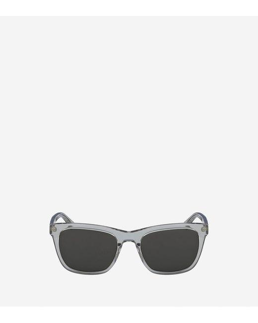 Cole Haan | Gray Acetate Square Wayfarer Sunglasses for Men | Lyst