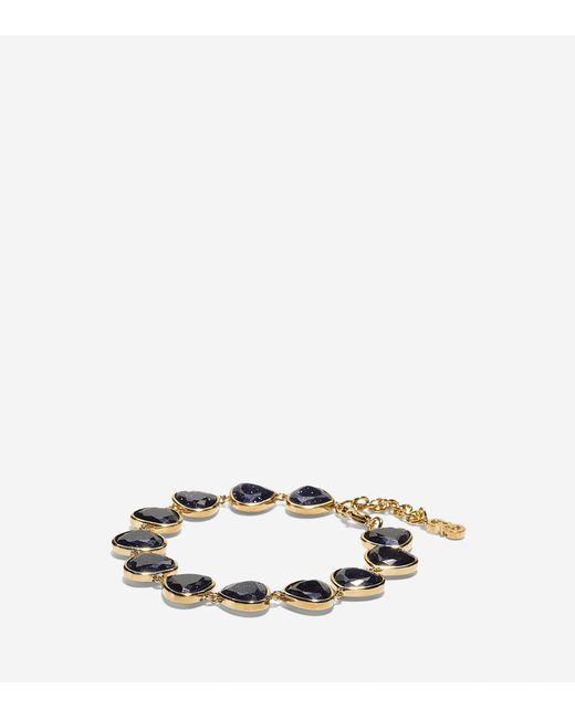 Cole Haan | Blue Garden At Midnight Stone Line Bracelet | Lyst