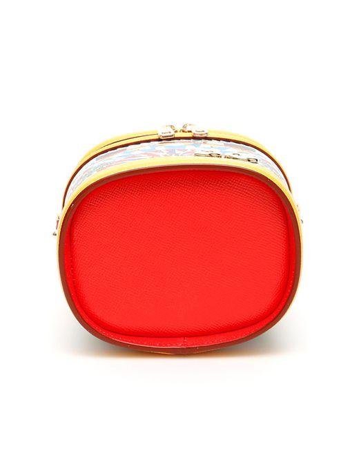 ff8e6734391a ... Dolce   Gabbana - Multicolor Carretto Dg Girls Bucket Bag ...