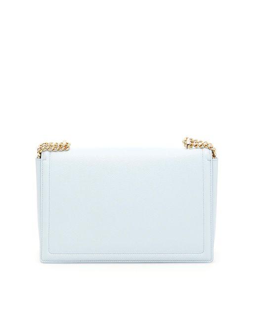 Lyst - Ferragamo Ginny Crossbody Bag in Blue - Save 20.099999999999994% f8dae253ad