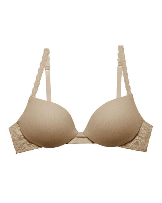 Cosabella - Natural Never Say Never/soire Beautie™ Push Up - Lyst