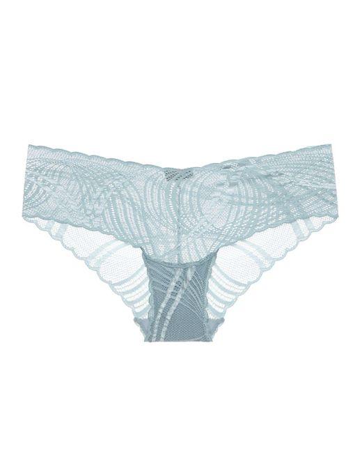 Cosabella - Blue Minoa Lowrider Hotpants - Lyst