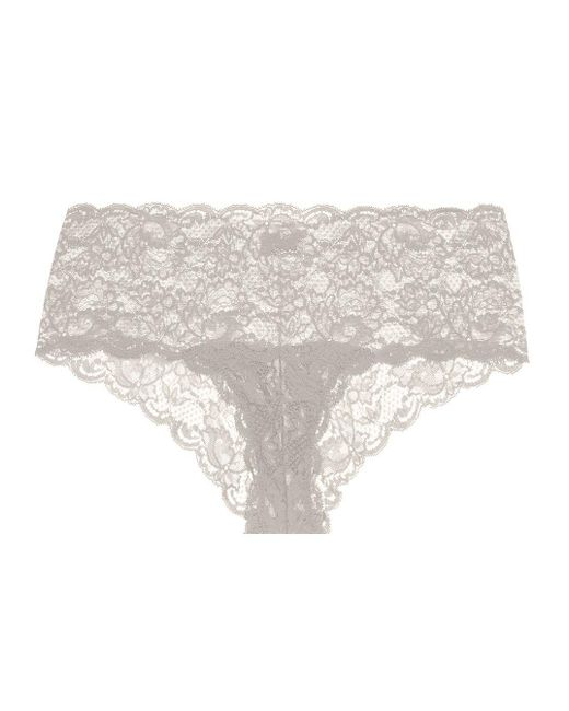 Cosabella | Multicolor Never Say Never Hottietm Lace Lowrider Hotpant | Lyst