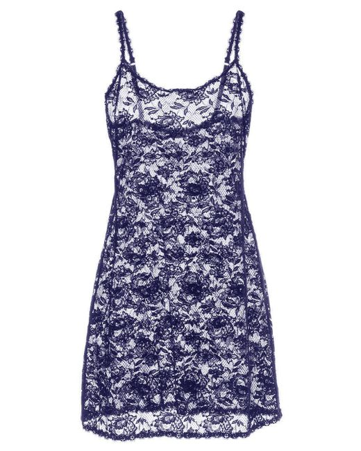 Cosabella | Blue Never Say Never Foxie™ Lace Chemise | Lyst
