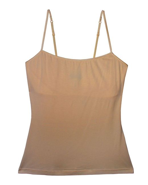 Cosabella | Natural Talco Long Camisole | Lyst