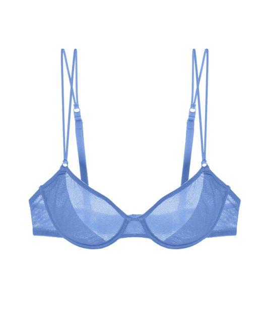 Cosabella - Blue New Soire Sheer Molded Bra - Lyst