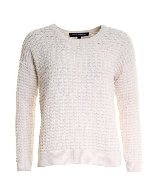 French Connection | Multicolor Mozart Popcorn Ladies Jumper | Lyst