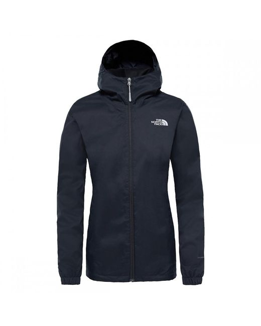 The North Face - Black Quest Womens Jacket - Lyst