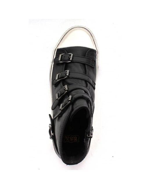 3b96e0825621 ... Ash - Black Virgin Womens High Top Boot - Lyst ...