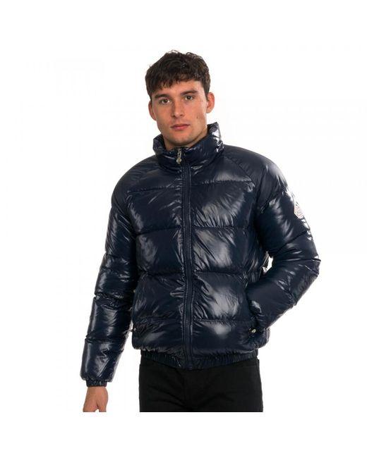 Pyrenex Blue Vintage Mythic Mens Jacket for men