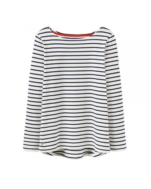 Joules - Multicolor Harbour Womens Top (x) - Lyst