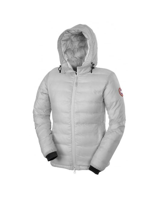 Canada Goose | Gray Camp Ladies Hoody | Lyst