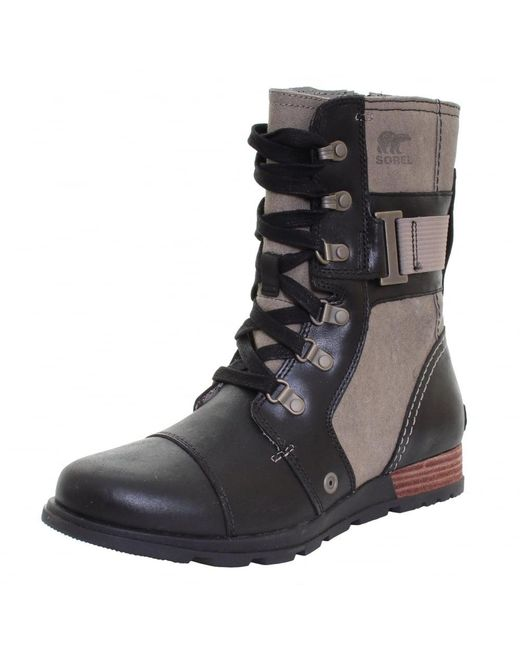 Sorel | Multicolor Major Carly Waterproof Boot (women) | Lyst
