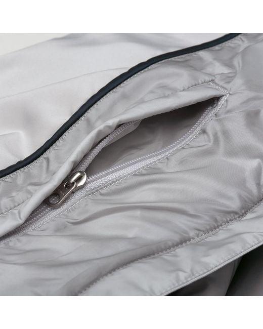 4ced9e55779 ... Gant - Gray Classic Down Womens Jacket - Lyst