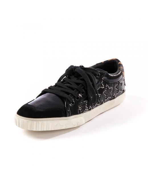 Ash - Black Majestic Bis Star Womens Trainers - Lyst