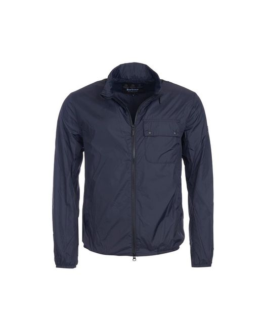 Barbour | Black Scarp Casual Mens Jacket for Men | Lyst