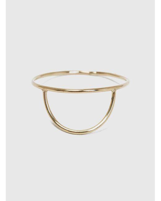 Katrine Kristensen - Multicolor Sun Wire Ring - Lyst
