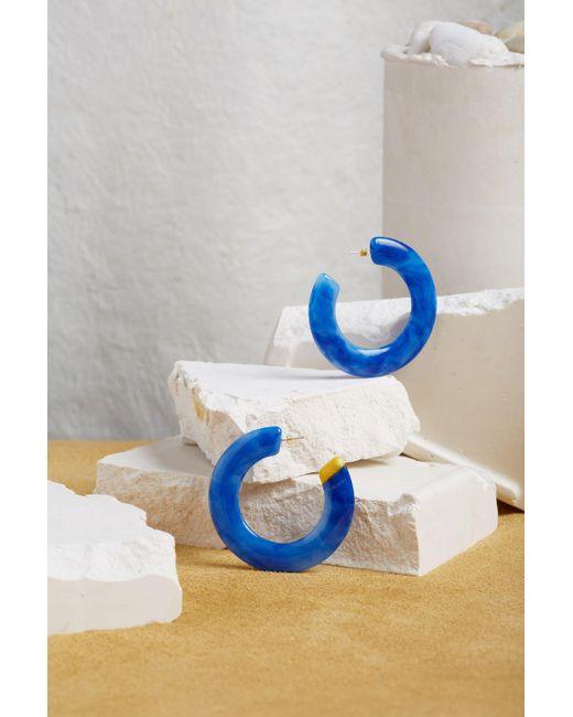 Cult Gaia - Blue Kennedy Earring - Lyst