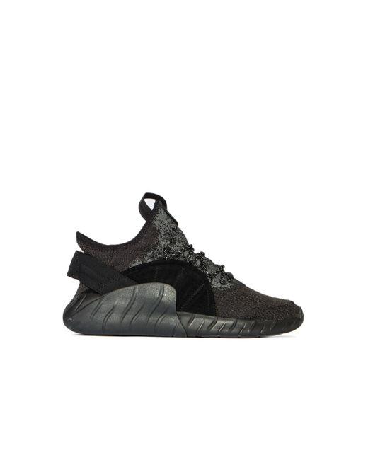 hot sale online bd16b a761e Adidas Originals - Tubular Rise Black for Men - Lyst ...
