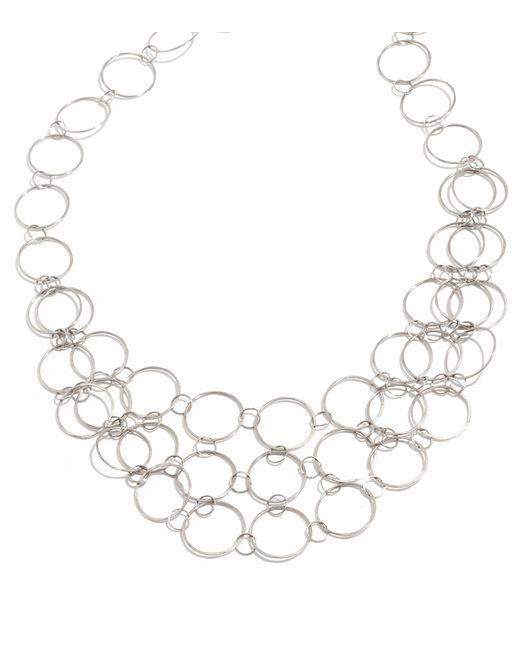 Melissa Joy Manning | Metallic Mini Collar Necklace | Lyst