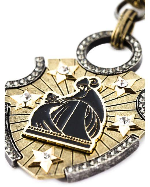 Lanvin | Metallic Star Detail Necklace | Lyst