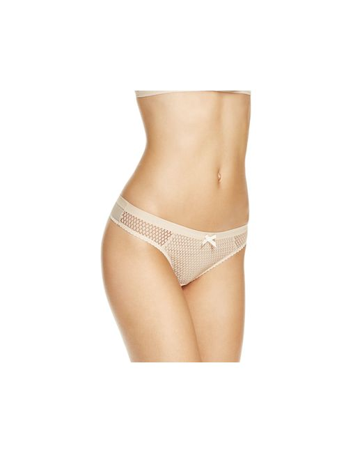 Heidi Klum Intimates | Natural Thong - Leise #h37-1067 | Lyst