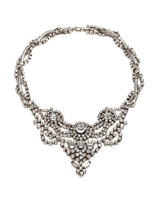 DANNIJO | Metallic Vala Necklace | Lyst