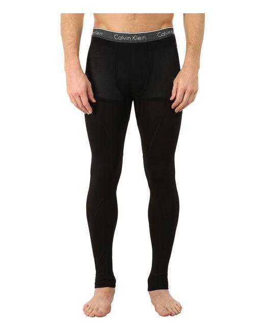 Calvin Klein | Black Air Micro Leggings for Men | Lyst