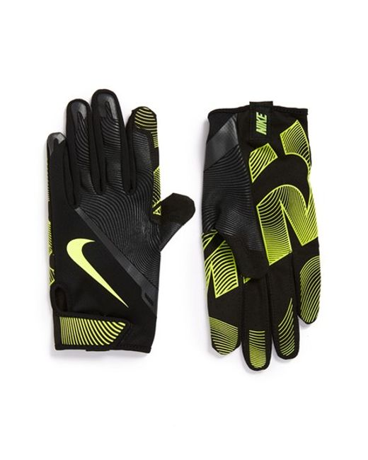 Nike Men S Destroyer Training Gloves: Nike 'lunatic' Training Gloves In Black For Men (BLACK