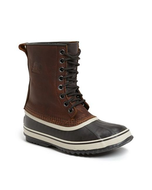 Sorel | Brown '1964 Premium T' Snow Boot for Men | Lyst