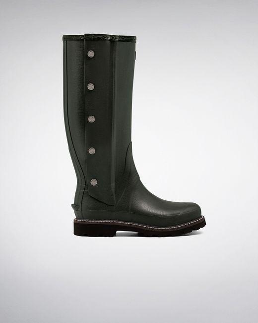 Hunter | Brown Men's Balmoral Side Zip Boots for Men | Lyst