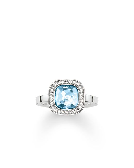Thomas Sabo | Secret Of Cosmo Blue Spinel Ring | Lyst