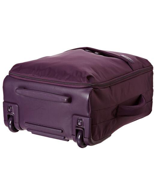 Lipault | Original Plume Purple 4 Wheel Cabin Case | Lyst