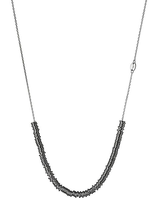 Links of London   Metallic Sweetie Extra-small Sterling Silver Necklace   Lyst