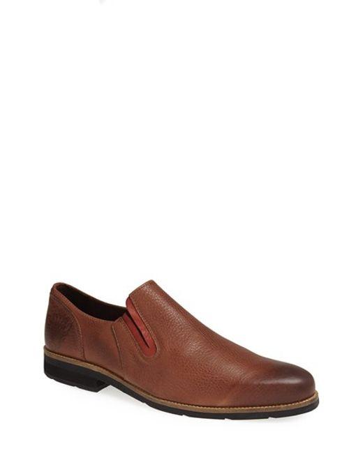 Blackstone | Brown 'scm 001' Slip-on for Men | Lyst