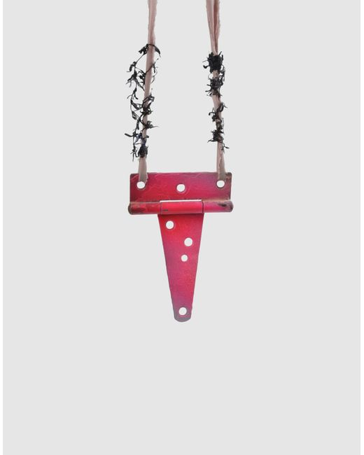 Stefania Pia | Pink Necklace | Lyst