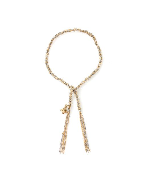 Carolina Bucci | Metallic All Gold Virtue Lucky Bracelet | Lyst