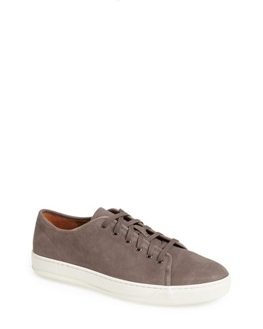 VINCE | Gray 'austin' Sneaker for Men | Lyst