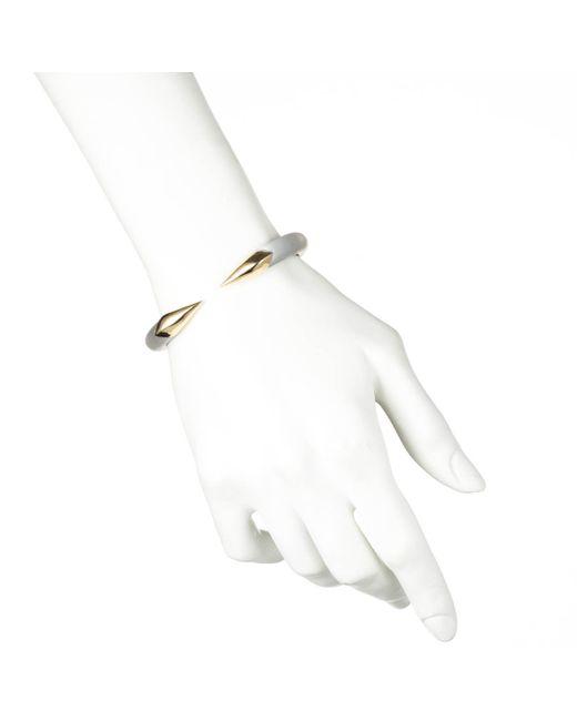 Alexis Bittar | Metallic Mirrored Pyramid Brake Hinge Bracelet You Might Also Like | Lyst