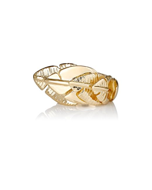 Aurelie Bidermann | Metallic Talitha Ring | Lyst